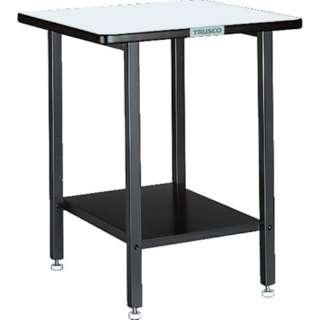 ELS型補助テーブル 500×500×600 アジャスター付 ELS500