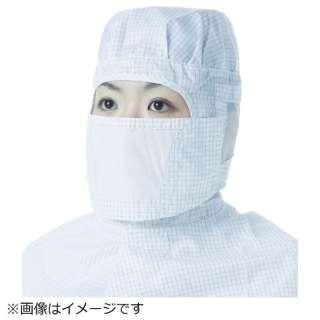 共布制電子グリッド仕様マスク ブルー (1枚入り) TGTMFB