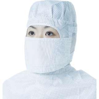 共布制電子グリッド仕様マスク ホワイト(1枚入り) TGTMFW