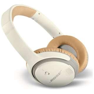 ブルートゥースヘッドホン SoundLink around-ear wireless headphones II ホワイト SOUNDLINKAE2WH [Bluetooth]
