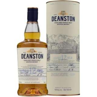 ディーンストン 12年 700ml【ウイスキー】