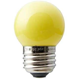 SIGN7WYL 電球 サイン球 イエロー [E26 /黄色 /1個]