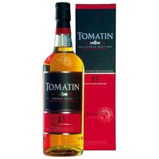 トマーティン 15年  750ml【ウイスキー】