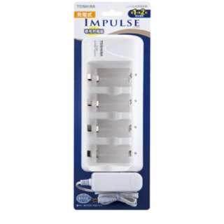 TNHC-12SC-N 充電器 IMPULSE [充電器のみ /単1形~単2形兼用]