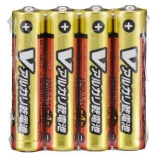 LR03/S4P/V 単4電池 Vシリーズ [4本 /アルカリ]