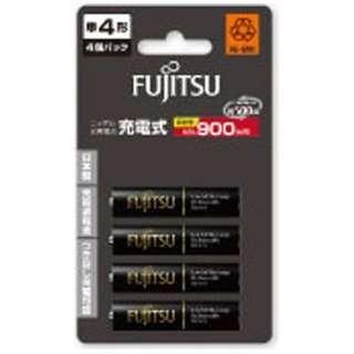 HR-4UTHC 4B 単4形 充電池 [4本]