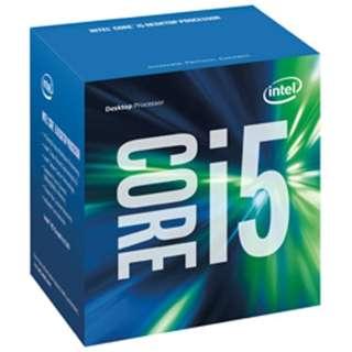 Core i5 - 6600 BOX品 [CPU]