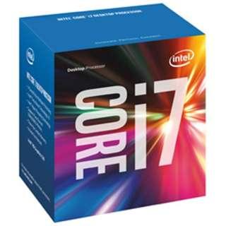Core i7 - 6700 BOX品 [CPU]