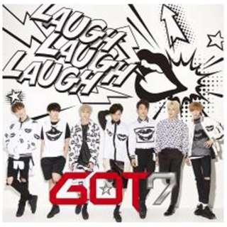 GOT7/LAUGH LAUGH LAUGH 初回生産限定盤B 【CD】