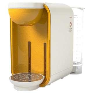 DP1-W カプセル式コーヒーメーカー DRIP POD(ドリップポッド) ハニーホワイト