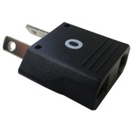 Conversion plug O type WP-4 for foreign countries