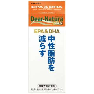 Dear-Natura(ディアナチュラ)ディアナチュラゴールド EPA&DHA 15日分 90粒〔機能性表示食品〕