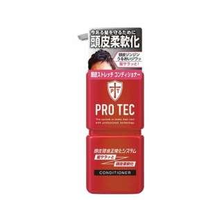 PRO TEC(プロテク) 頭皮ストレッチコンディショナー ポンプ 300g 〔コンディショナー〕