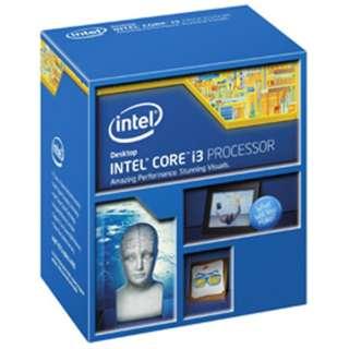 Core i3 - 4170 BOX品 ※対応BIOS以外は起動できません。 [CPU]