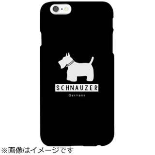 iPhone 6s/6用 TOUGT CASE Puppy Series シュナウザー I6S06-15C629-99