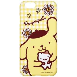 iPhone 6s/6用 ジュエリーカバー サンリオ・ポムポムプリンギンガム I6S-PN01