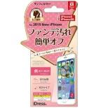iPhone 6s/6用 ファンデ汚れ防止 I6S-FCF
