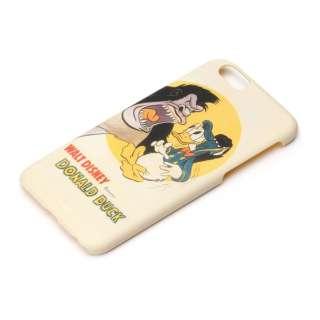 iPhone 6s/6用 ハードケース ラバーコート ディズニー・ドナルドダック PG-DCS022