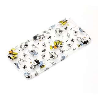 iPhone 6s/6用 ハードケース クリア ディズニー・ミッキー&ミニー PG-DCS019
