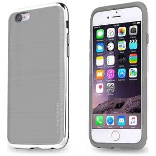 iPhone 6s/6用 INO LINE INFINITY COOL GRAY クロームシルバー INO-CRCS