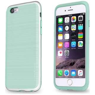 iPhone 6s/6用 INO LINE INFINITY AQUA MINT シルバー INF-AMS