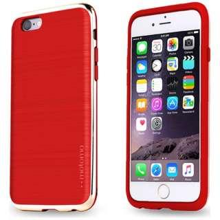 iPhone 6s/6用 INO LINE INFINITY IRON RED クロームゴールド INF-IRCG