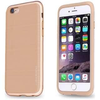 iPhone 6s/6用 INO LINE INFINITY WARM BEIGE ゴールド INF-BG
