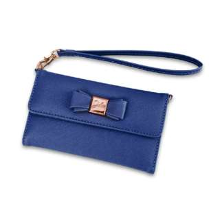 iPhone 6s/6用 手帳型 Julia PhonePochette ブルー TUN-PH-000444
