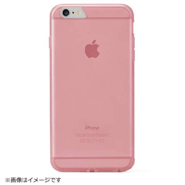 iPhone 6s Plus/6 Plus用 SOFTSHELL カーネーションピンク TUN-PH-000425