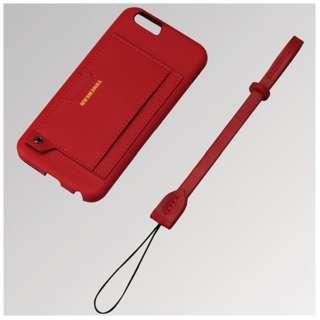 iPhone 6s/6用 TUNECOCOON v2 レッド TUN-PH-000418