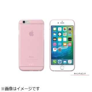 iPhone 6s/6用 eggshell キャンディピンク TUN-PH-000395