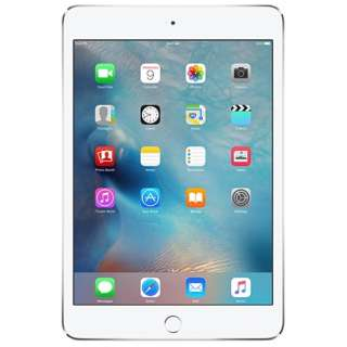 iPad mini 4 Wi-Fiモデル MK9P2J/A (128GB・シルバー)