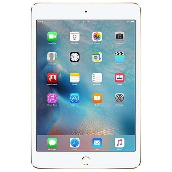 アップル(Apple) iPad mini 4(Wi-Fiモデル)