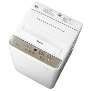 NA-F60B9-N 全自動洗濯機 シャンパン [洗濯6.0kg /乾燥機能無 /上開き]