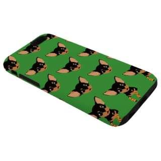 iPhone 6s/6用 タフケース Fashionable Dog シリーズ チワワ Dparks DS6695iP6S
