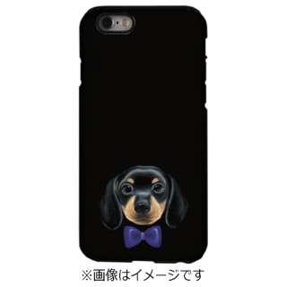 iPhone 6s/6用 タフケース Dog シリーズ ダックスフンド Dparks DS6700iP6S