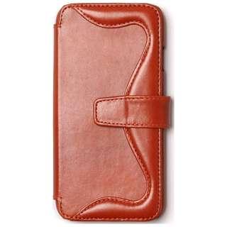iPhone 6s/6用 手帳型 Western Diary ブラウン ZENUS Z9399i6S