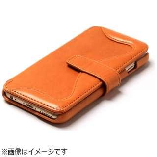iPhone 6s/6用 手帳型 Western Diary キャメル ZENUS Z9400i6S