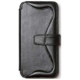iPhone 6s/6用 手帳型 Western Diary ブラック ZENUS Z9401i6S
