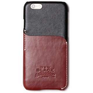 iPhone 6s/6用 Blackシリーズ Combi Bar ブラック ZENUS Z9414i6S