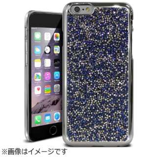 iPhone 6s/6用 ELLISIA Bar ブラック DreamPlus DP1152iP6S