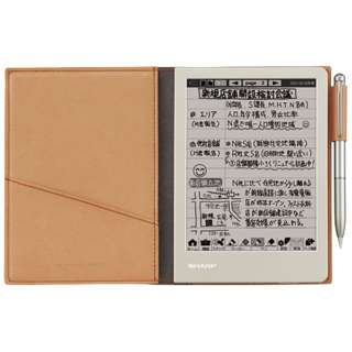 WG-S30-T 電子ノート ブラウン系