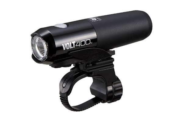 自転車のライトのおすすめ16選 キャットアイ「VOLT400」HLEL461RC