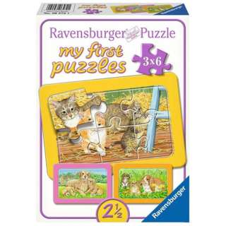 my first puzzles かわいいペット