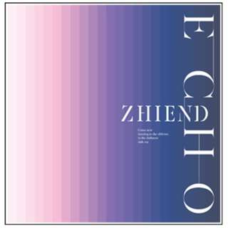 ZHIEND/ECHO 【CD】