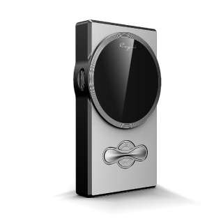 デジタルオーディオプレーヤー シルバー N6-DAP [8GB /ハイレゾ対応]