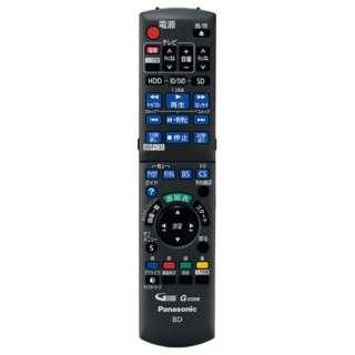 純正BD/DVDレコーダー「DIGA(ディーガ)」用リモコン N2QAYB000346