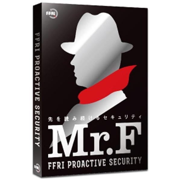Mr.F FFRI プロアクティブ セキュリティ