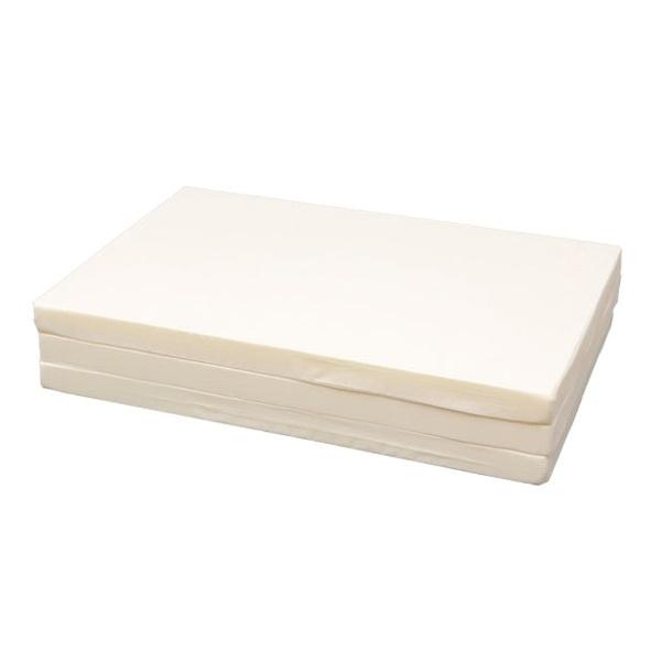アイリスオーヤマ マットレス シングル 三つ折り 折りたたみ 硬質3つ折りボリュームマットレス MTRA-S 安い(530477)
