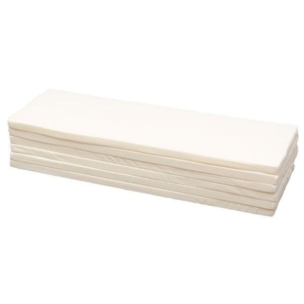 アイリスオーヤママットレス シングル 折りたたみ 硬質6つ折りマットレス MTRC-S 安い(530474) アイリスオーヤマ